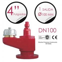 Hidrante contra incendios DN100