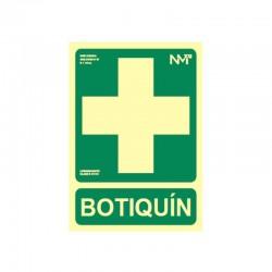 Señal Botiquín