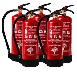 Pack contra incendios PCI y señales